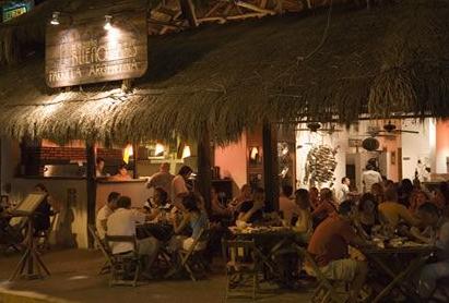 El Curandero, the best bar at the Tulum town