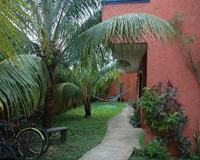 Hotel Villa Matisse, a great option for budget hotels in Tulum town