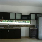 fully equiped kitchen zama village condos