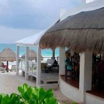 relaxed boutique hotel and restaurant in tulum