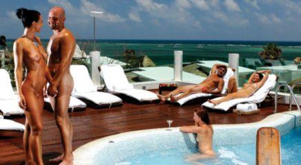 Best swinger hotel in Tulum Playa del Carmen Cancun Mayan Riviera: Desire Resorts